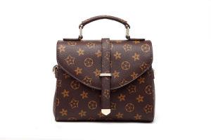 Un sac à main de style classique dame de bonne qualité Sac de cuir synthétique