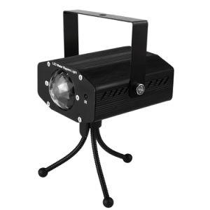 IP20 El Control Automático de LED RGB el Equipo de DJ Luz efecto etapa