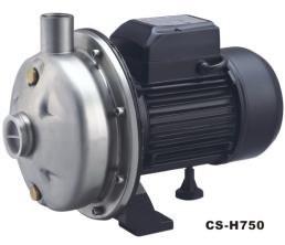 Pompe à eau centrifuge en acier inoxydable