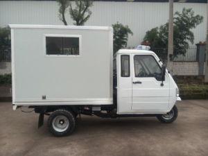 Stuurwiel van Three Wheel of Five Wheel Ambulance met Stretcher