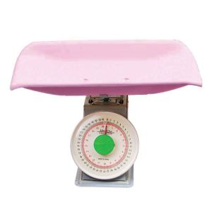 Del peso scala infantile del bambino della piattaforma esattamente con la vaschetta dell'ABS