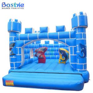 2017 El castillo inflable saltando, jugando gorila inflable Castillo