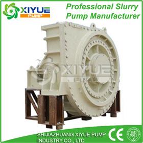 Heavy Duty drague de sable de la pompe de grande taille