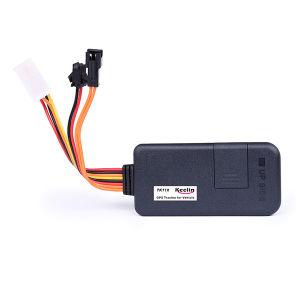 Rastreamento em tempo real de motociclo Anti-Theft Rastreador GPS com alertas de segurança automática