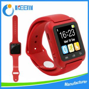 2018熱い1.44の 3.0 Bluetoothのスマートな電話腕時計(U8)