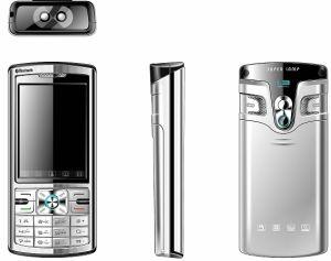 Telefone celular (LOC-K118)