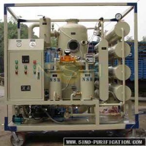 Apparecchiatura di depurazione di olio di Nsh
