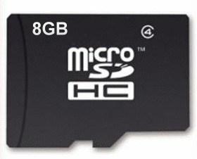 8GB Mikro-SD/TF Karte