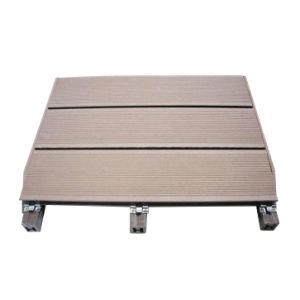 Um deck composto Ocox Piso, piso laminado (HO02515)