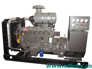 150kVA/120kw Cummins Dieselgenerator-Satz
