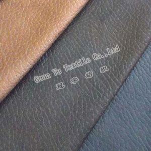 Couro de poliéster com relevo Suede Sofá para Slipcovers Fabric