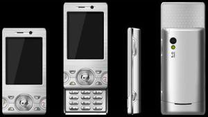 De digitale Mobiele Telefoon van de Dia