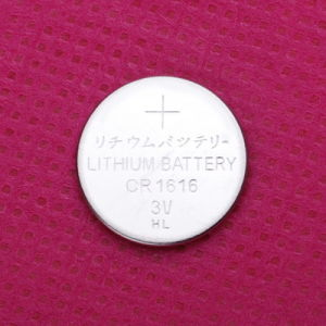 Cr1616 3V Lthium Button Cell
