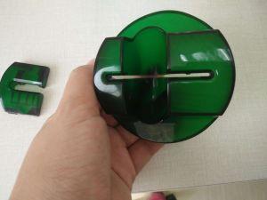 Наименьшая считывателя магнитной карты прервано кодер с 1мм крошечных магнитной головки блока цилиндров