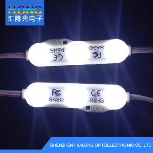 2835 DC 12V 1,2 W de luz LED de inyección de retroiluminación del módulo de módulos para el cuadro de publicidad o letras.