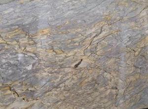 De Chinese Blauwe Tegels die van de Plakken van het Graniet Ariston Dekking bedekken