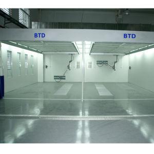Europäische Entwurfs-Auto-Vorbereitungs-Station-versandender Selbstraum