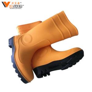 De Laarzen van de Brand van de Bouw van de hoogste Mensen van de Kwaliteit maken Werkende Laarzen waterdicht