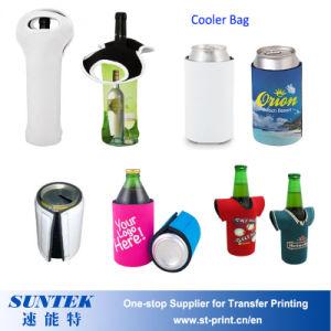 Neopren-Bier-Shirt-Kühlvorrichtung-Beutel/Flausch-stämmiger Halter-/Flaschen-Beutel können Kühlvorrichtung