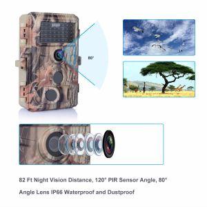Игра след дикой природы охоты камера 16MP 1080P