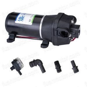 Système industriel alimentaire de la FDA des boissons de l'eau de pompage de pompe à diaphragme DC