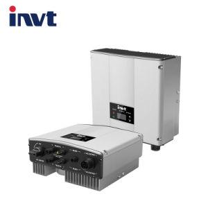 Invt Mg 3kVA/3000vaの単一フェーズの格子によって結ばれる太陽インバーター