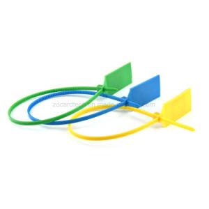 Modifiche di plastica del legame della chiusura lampo della guarnizione del cavo di frequenza ultraelevata RFID con lo straniero H3