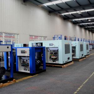 16 bis 40 Stab-industrieller zweistufiger Hochdruckschrauben-Luftverdichter