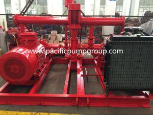 Fabrik-Zubehör-Nfpa20 verzeichnete verpackte Feuer-Pumpe