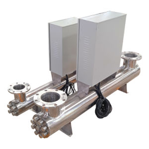 50m3/H 높은 능률적인 살균 UV 소독 시스템