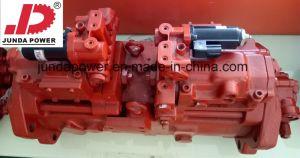 Pompa completa idraulica SK200-6E del mini escavatore per KOBELCO