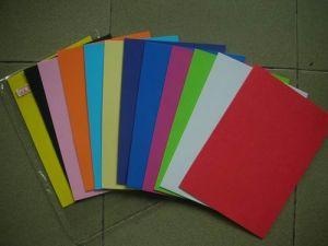 Folha da espuma de EVA (T 001) para ofícios/instrução de escola