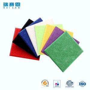 Écran antibruit insonorisant de fibre de polyester