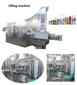 Automatische het Vullen van de Drank van het Drinkwater van de Fles van het Huisdier Vloeibare Bottelarij
