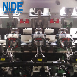 Nideは2人のポーランド人が付いているモデル3端末の固定子の巻上げ機械をアップグレードした