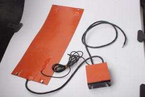 産業ヒーターのシリコーンゴムの電気温湿布
