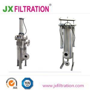 Автоматическая скребок фильтры для вязких химикатов жидкостей