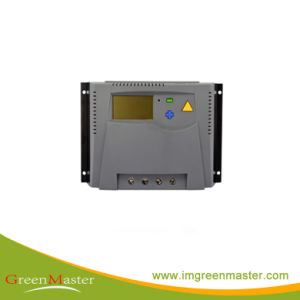 HS20/30/38 Precio 12V/24V Auto PWM PANTALLA LED Controlador de carga solar