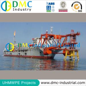 De Techniek van de mariene en het Uitbaggeren Industrie voor Plastic Pijpen UHMWPE