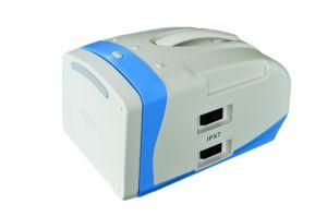Monitor VGA de 10 polegadas mais barato o transdutor de ultra-som Mslpu04 / Estilo conveniente máquina de ultra-som