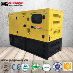 Generatori diesel insonorizzati del baldacchino ad azionamento idraulico da 30000 watt con le parti