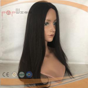 Shevy作業タイプハイエンド絹の上の女性のかつら(PPG-l-01010)