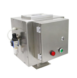 플라스틱 판금 검출기 분리기 기계
