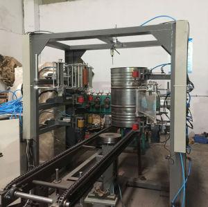 Automatische Stahltrommel, die Geräte herstellt