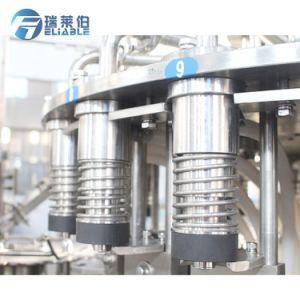PLC Contrlled het Vullen van de Drank van de Fles Machine voor Vruchtesap