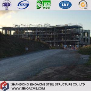 Estructura de acero de gran altura Edificio comercial