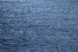 290GSM (FTH31202)の青く明白なシュニールファブリック