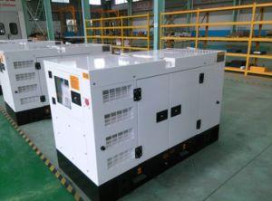 50Hz 40kVA de Diesel Reeks van de Generator die door de Motor van Cummins wordt aangedreven (GDC40*S)
