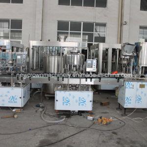 De de roterende Vullende Lijn van het Drinkwater Botte/Bottelmachine van het Drinkwater
