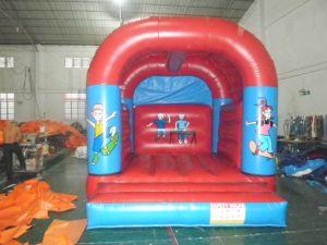 Salto de inflables castillo inflable/Moonwalk bouncer para niños (T1-426)